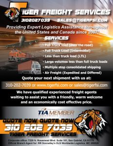 Tiger-Freight-Flyer